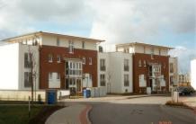 Dorothea-Erxleben-Str. 3-15, Rostock 28 Eigentumswohnungen 48 Mietwohnungen