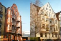 Eschenstr. 6-8, Rostock 20 Eigentumswohnungen 10 Mietwohnungen