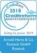 Crefocert 2018