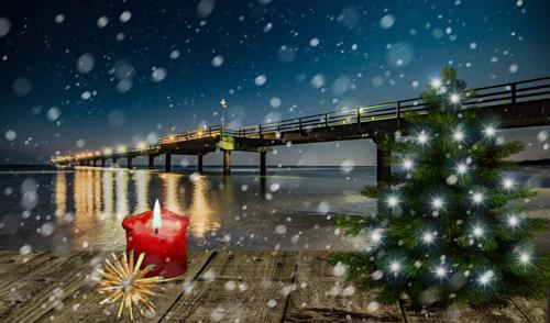 Weihnachten in Rostock